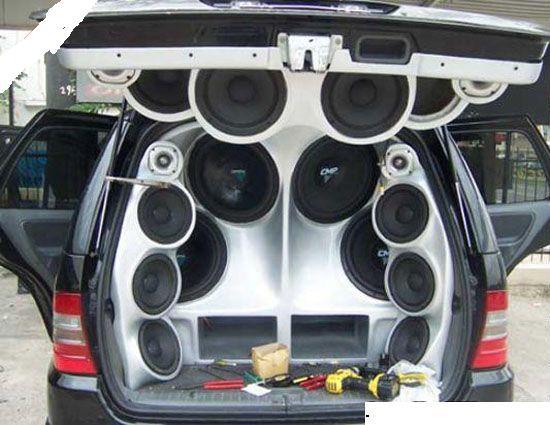 Oto Müzik Sistemleri